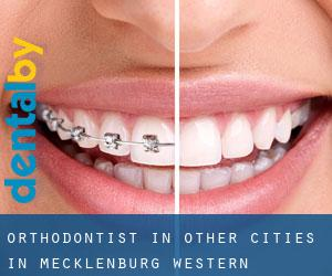 Orthodontist in Other Cities in Mecklenburg-Western Pomerania (Mecklenburg-Western Pomerania)