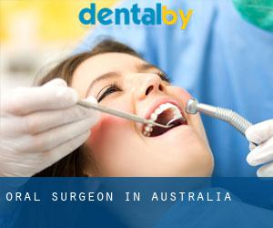 Oral Surgeon in Australia