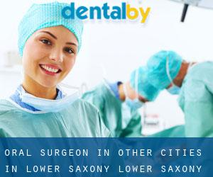 Oral Surgeon in Other Cities in Lower Saxony (Lower Saxony)