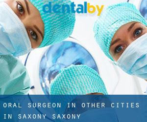 Oral Surgeon in Other Cities in Saxony (Saxony)