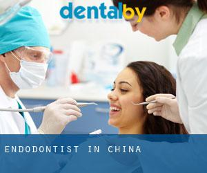 Endodontist in China