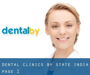 Dental Clinics by State (India) - page 1
