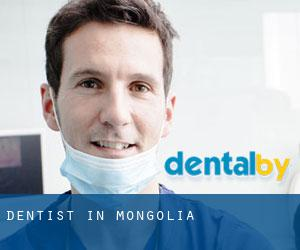 Dentist in Mongolia
