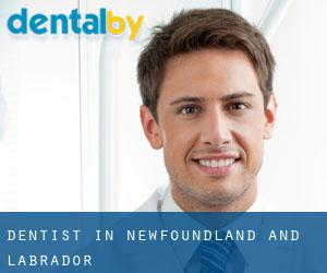 Dentist in Newfoundland and Labrador